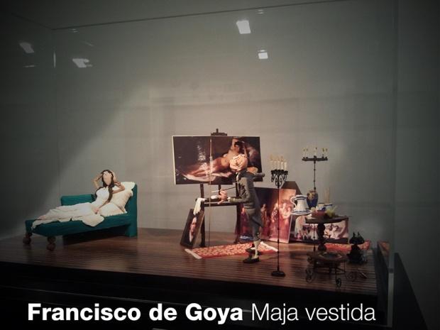 Francisco de Goya Maja Vestida
