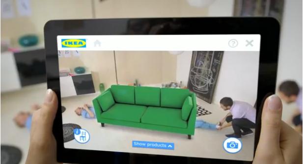 IKEA REALIDAD AUMENTADA