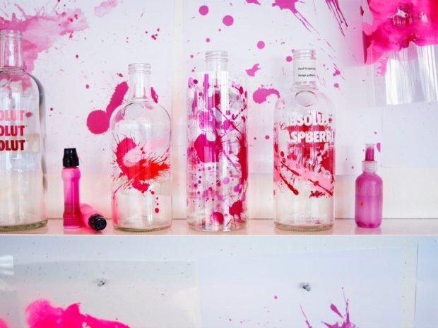 Absoult rediseña sus botellas de sabores