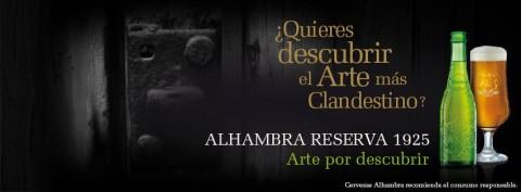 Alhambra afterwork clandestino