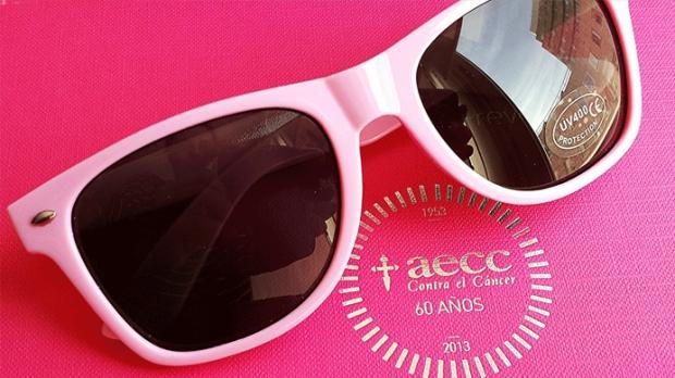 cancer gafas rosas ray band